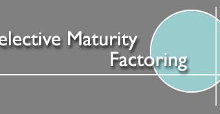 maturity factoring